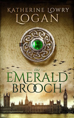 The Emerald Brooch by Katherine Lowry Logan