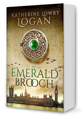 The Emerald Brooch Book Cover