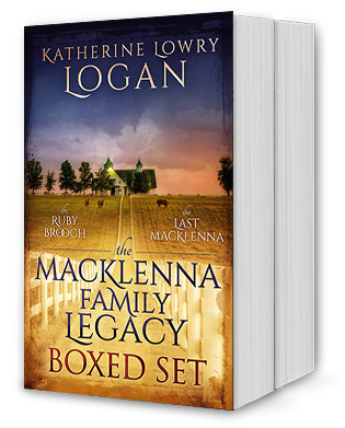 The MacKlenna Family Legacy Book Cover