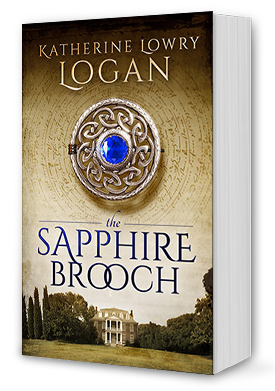 The Sapphire Brooch Book Cover