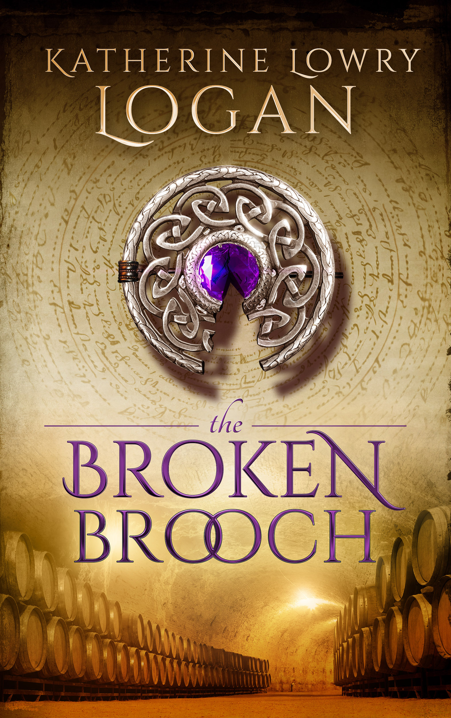 The Broken Brooch - Ebook Small