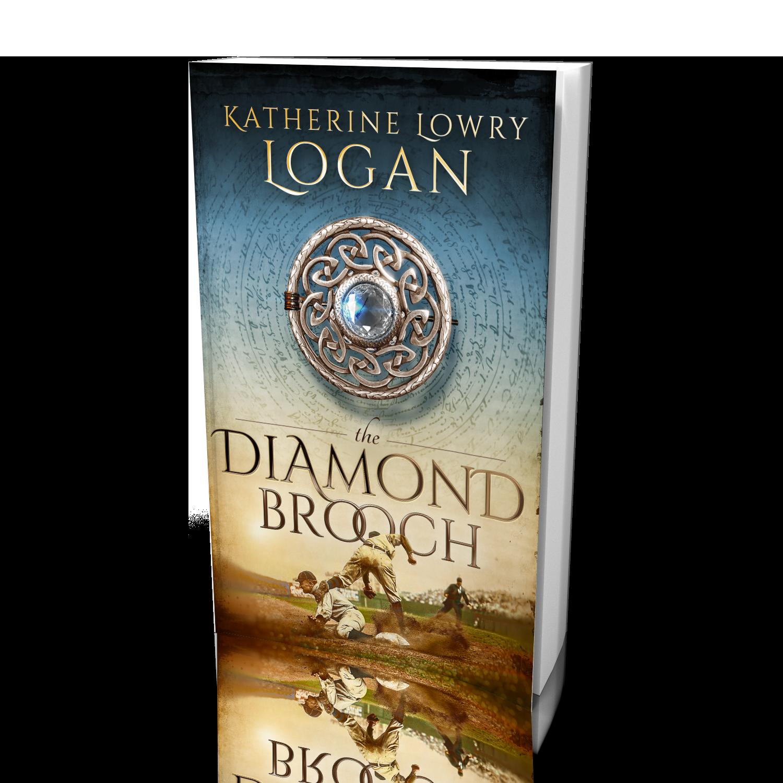 The Diamond Brooch Book Cover