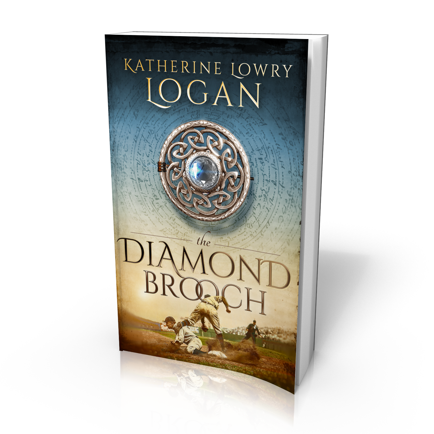 The Diamond Brooch Book Cover