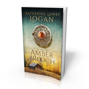The Amber Brooch Book Cover
