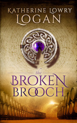 Book 1: Celtic Brooch Series